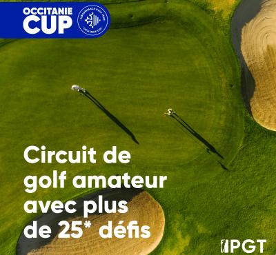 Occitanie Cup 2020 ; Le 1er circuit de golf amateur