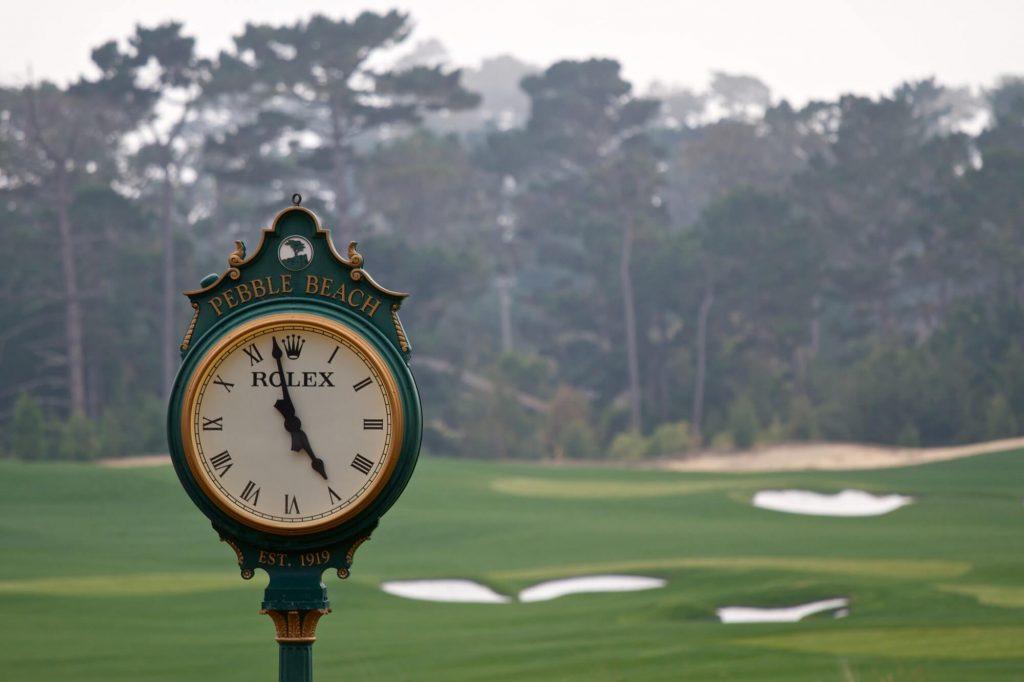 Golf et rythme de jeux